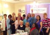 2016 Book Launch with Jeanne Porter (lead author) Private Celebration with Families